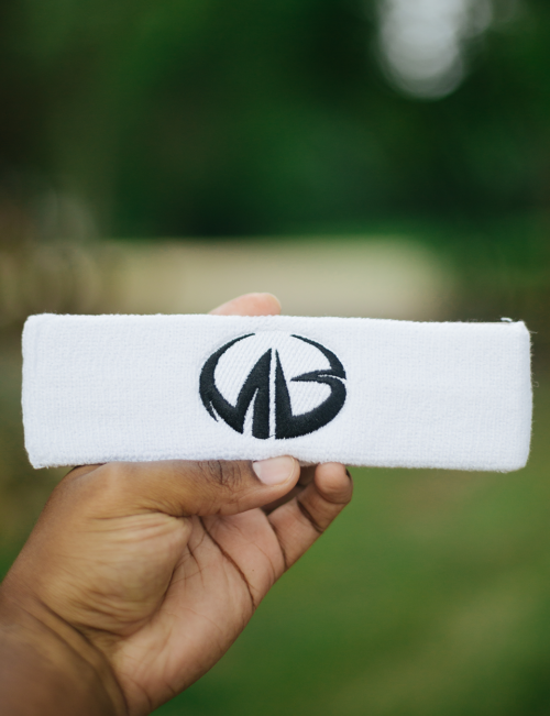 Headbands | White Headbands | Basketball Headbands | Sports Headbands | Fitness Headbands | Workout Headbands