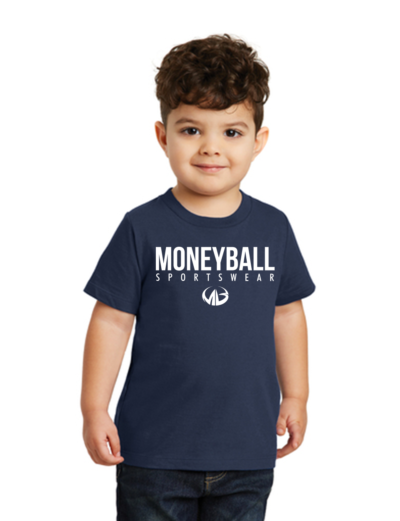 Toddler Moneyball T-Shirt | Classic Moneyball Tee