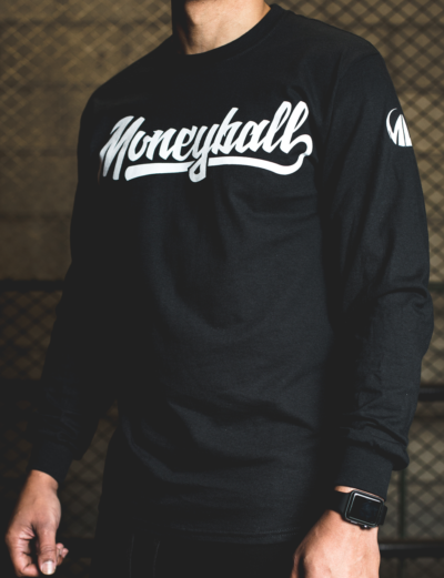 Long Sleeve T-Shirt | Long Sleeve Tee | Lifestyle Long Sleeve T-Shirt in Black